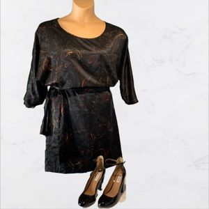 The Limited belted sheath dress